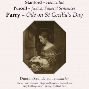 Stanford, Purcell, Parry