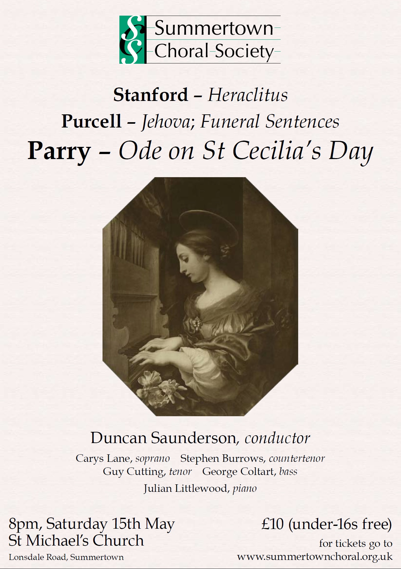Purcell Parry Poster