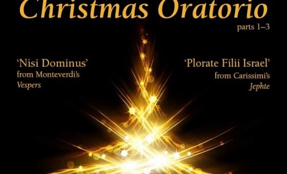 Christmas Oratorio by J.S. Bach Poster