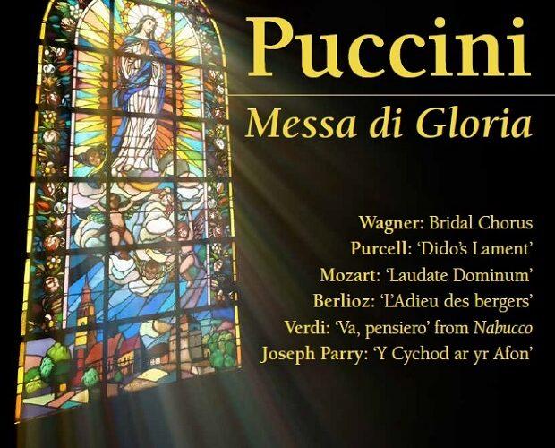 Puccini: Messa di Gloria Poster