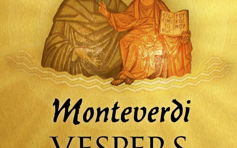 Monteverdi Vespers Poster