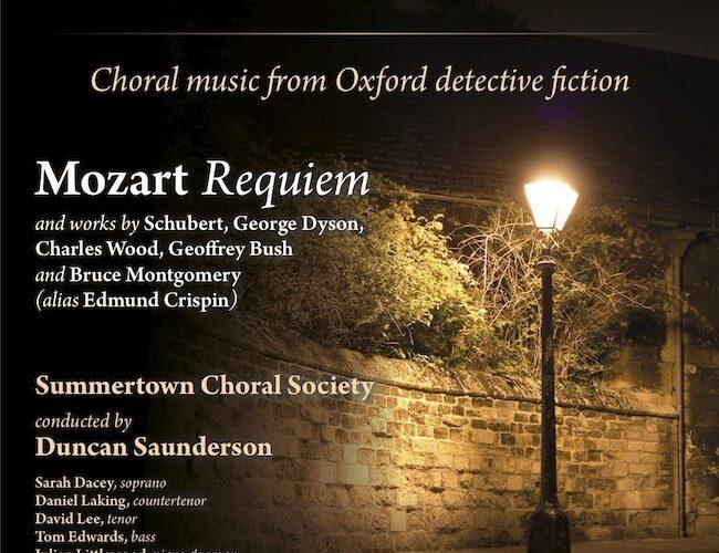 Murder Morse Mozart Poster