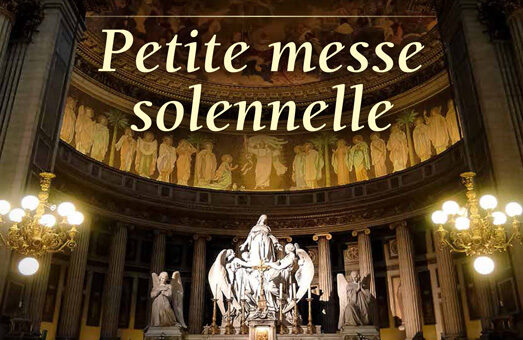 Petite Messe Solennelle Poster