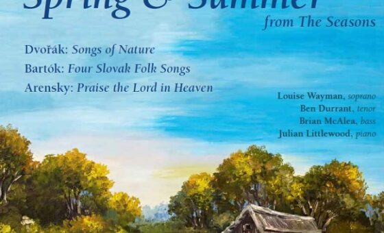 Haydn: Spring and Summer Poster